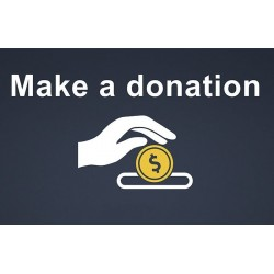 Donatie - Spende - Donation for research